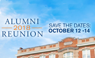 Alumni Reunion - Save-the-date and pre-registration