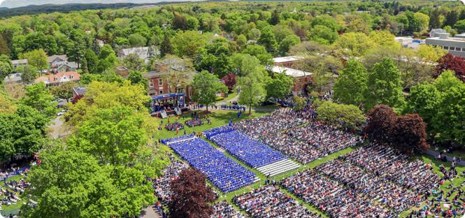 100 Days Senior Celebration connects students and alumni