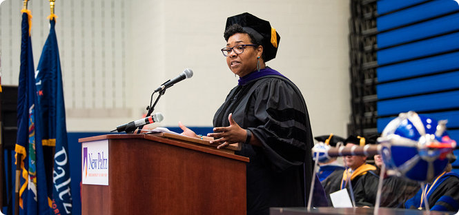 College kicks off 2018-19 academic year at Convocation ceremony