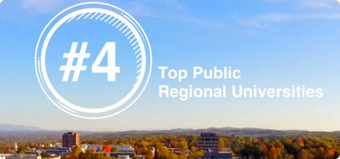 U.S. News ranks SUNY New Paltz among public regional universities