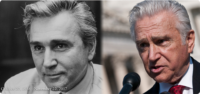 A tribute to alumnus and former Congressman Maurice Hinchey '68 '70g, 1938 - 2017