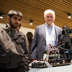 Engineering students tap creativity for Senior Design EXPO