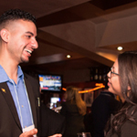 New York City networking event fosters mentorship between alumni, students