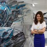 MFA alumna getting international exposure in galleries and print