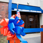 College celebrates full renovation and expansion of Speech-Language and Hearing Center