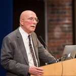 Henry Pollack talks optimism and opportunity in stirring Distinguished Speaker address