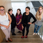 SUNY New Paltz welcomes first Kyncl Scholarship recipients to campus