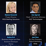 Big Data panel welcomes SUNY New Paltz alumni experts back to campus