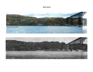 Panorama of the HUdson River