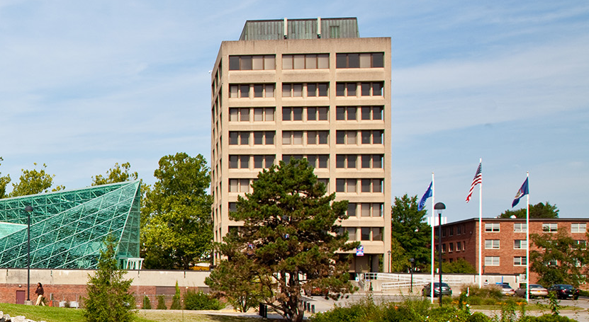 Haggerty Administration Building