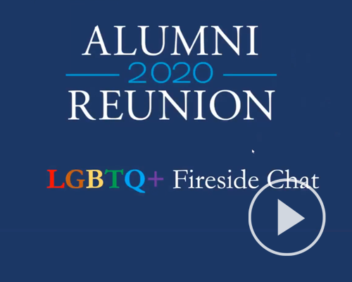 LGBTQ Fireside Chat