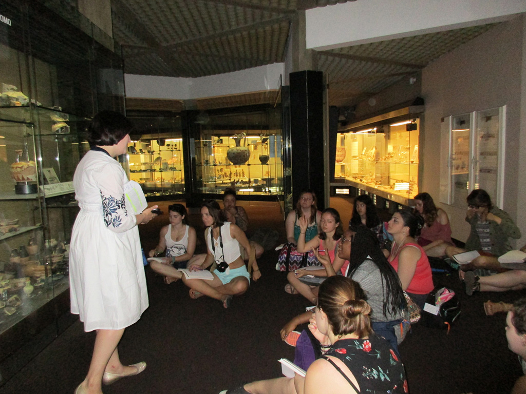 Teaching Greek Art in the Museums of Sicily