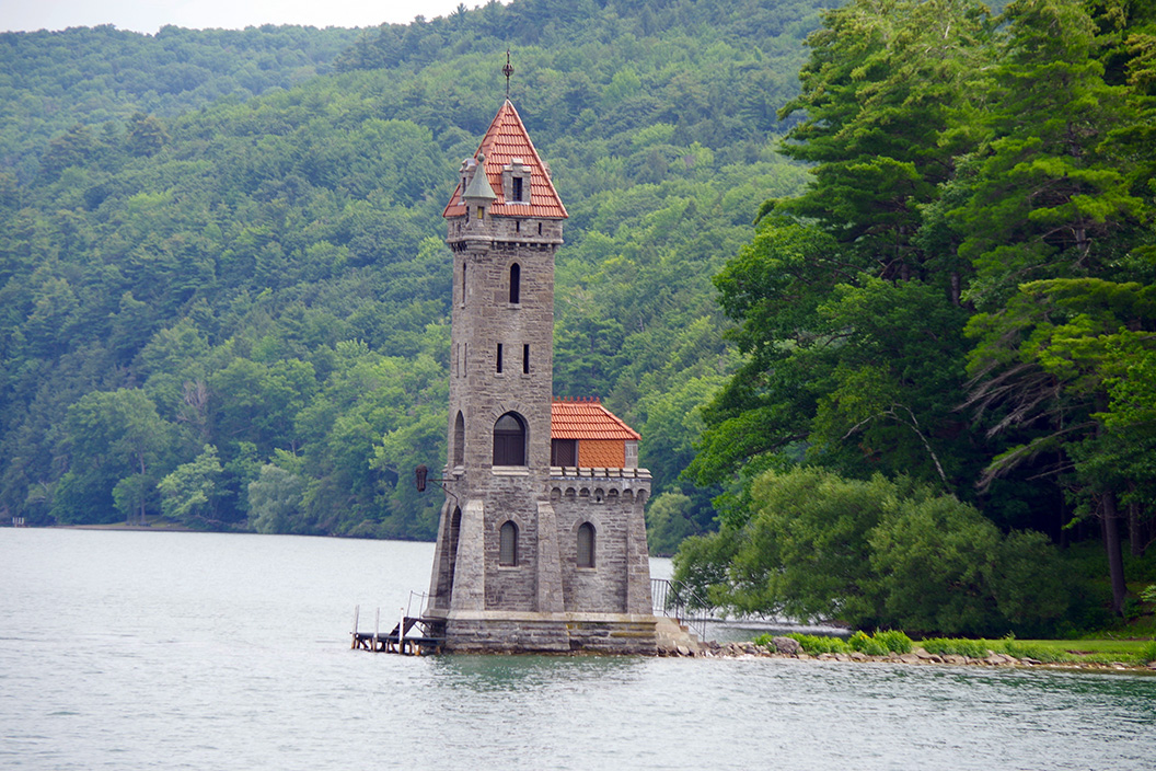 Kingfisher Tower, Cooperstown, NY
