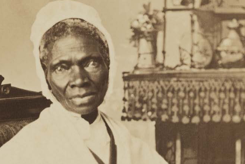 Born into slavery here in Ulster County, Isabella, later known as Sojourner Truth, overcame her life in bondage to become an evangelist, civil and women's rights activist, abolitionist, advocate for justice, and author.