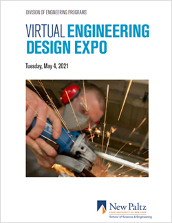 May 2021 Expo Cover of Brochure