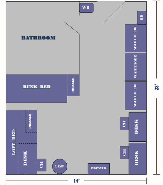 SUNY New Paltz - Residence Life
