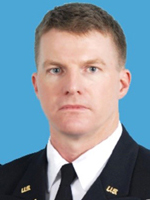 Colonel Joseph Davidson '90 United States Military Academy (Ret.)