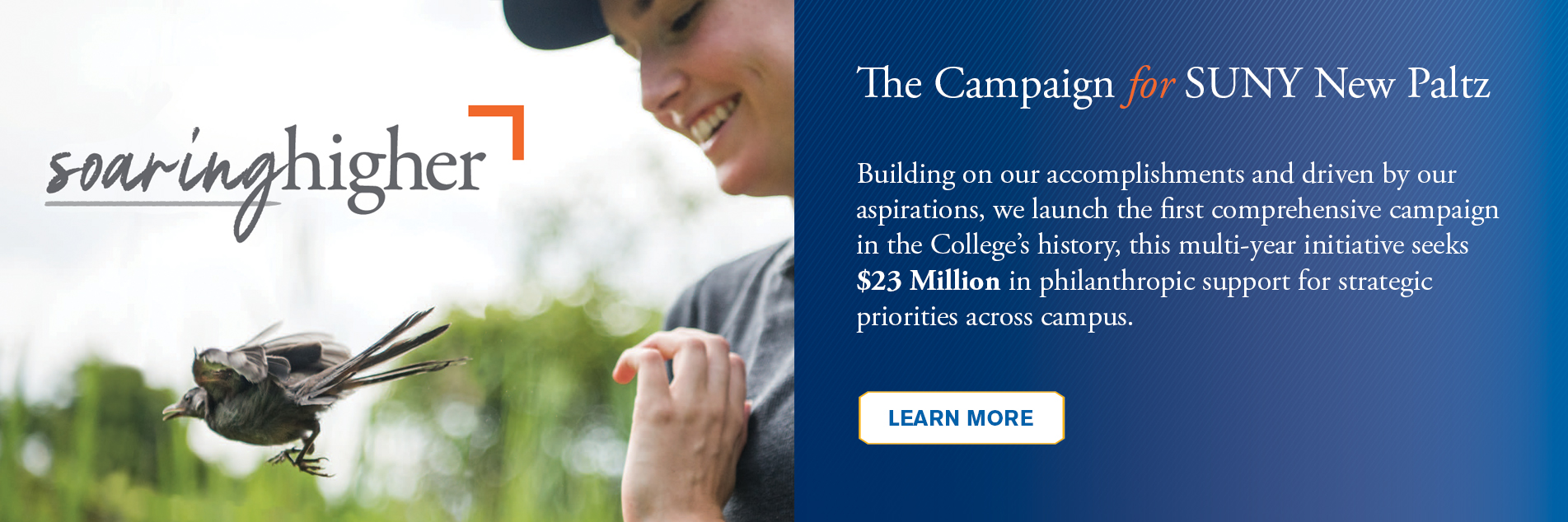 The Campaign for SUNY New Paltz