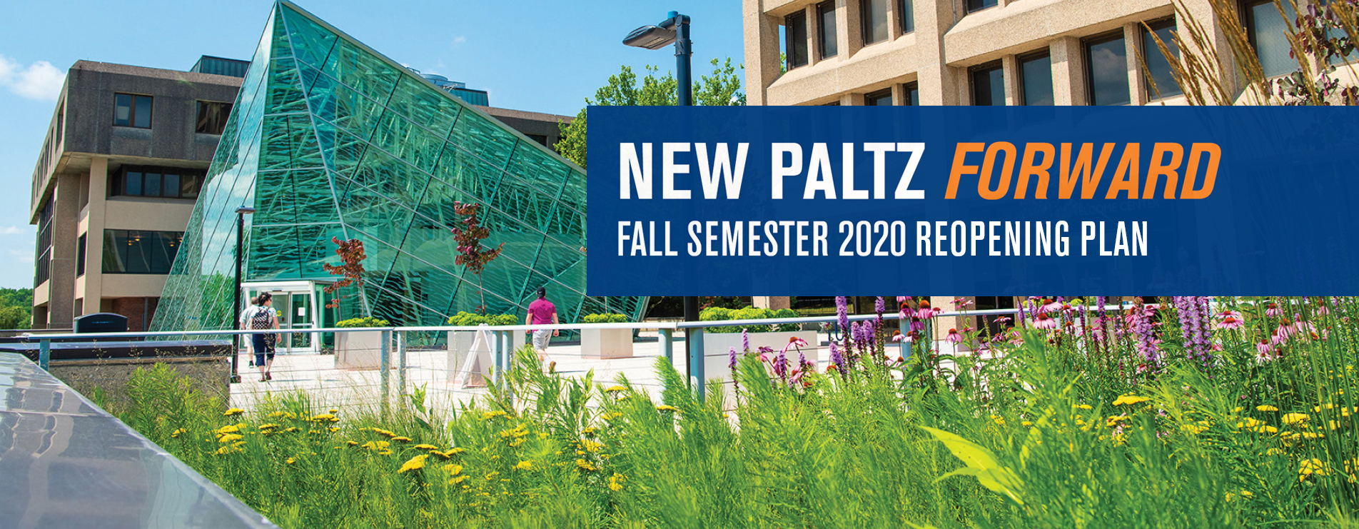 New Paltz FORWARD - 2020 Fall Re-Opening Plan