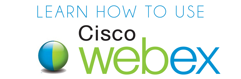 Learn To Use WebEx
