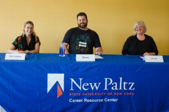 Classroom to Career panelists