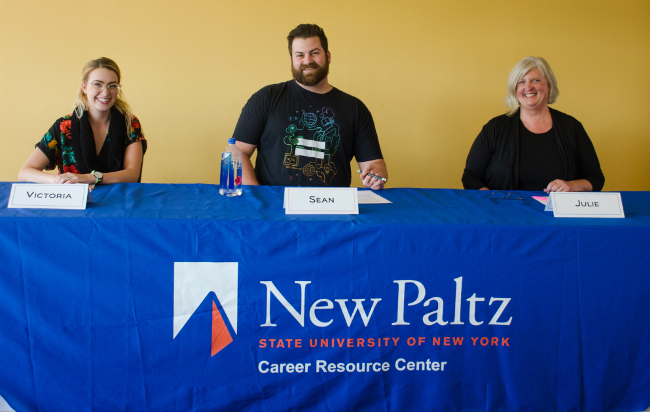 Classroom To Career Panelists