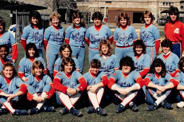 1988 women's softball team story thumbnail