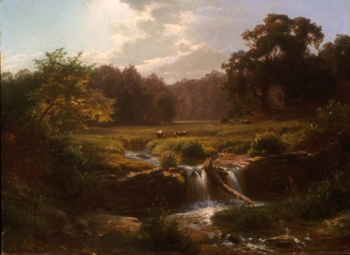 Oil Paintings By Daniel