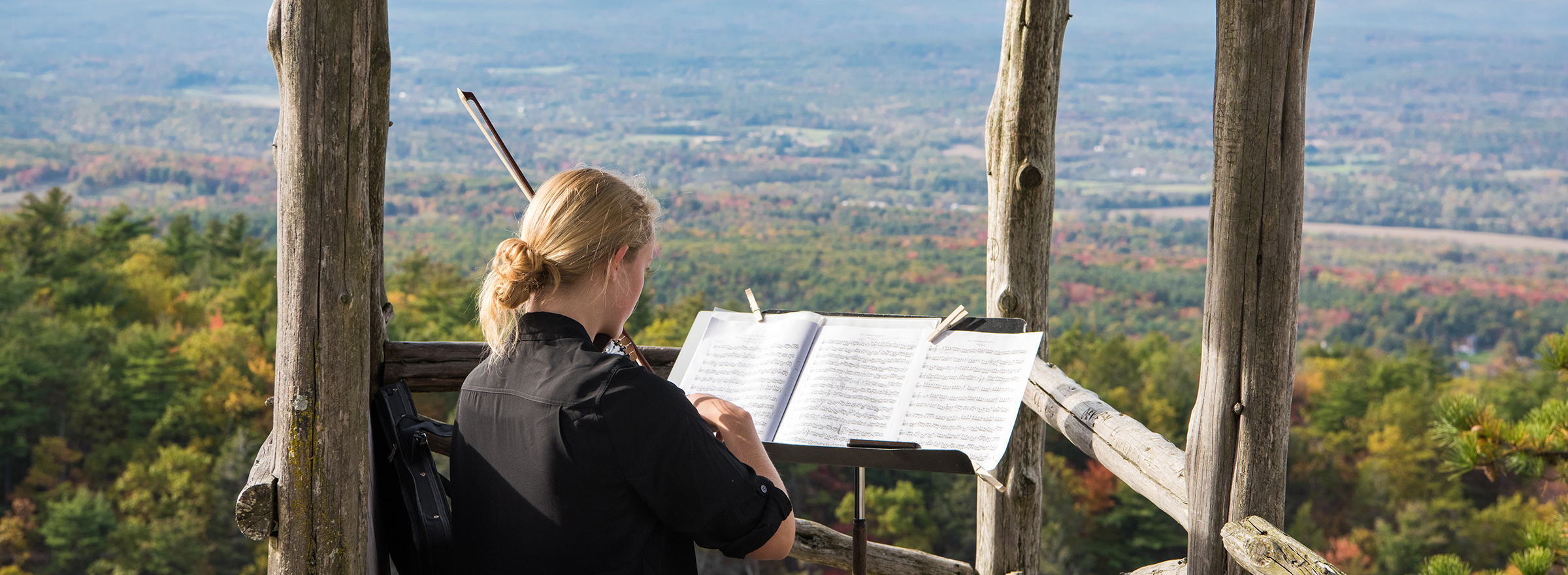 music performance at mohonk mountain house