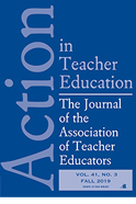 Scholarly Faculty Work - book cover - Examining the impact of professional development and coaching on mentoring of novice special educators